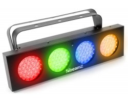 BeamZ LED BAR 140x5mm RGBA LED, IR