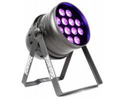 BeamZ LED PAR-64 12x 18W RGBAW-UV, IR, DMX