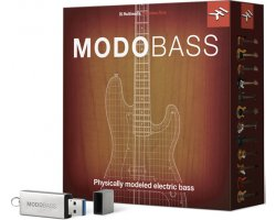 IK Multimedia Modo Bass - Crossgrade
