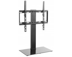 "Audizio TTTS40 Table TV Stand with Glass Base 32""- 55"""