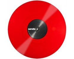 Serato Performance vinyl RED
