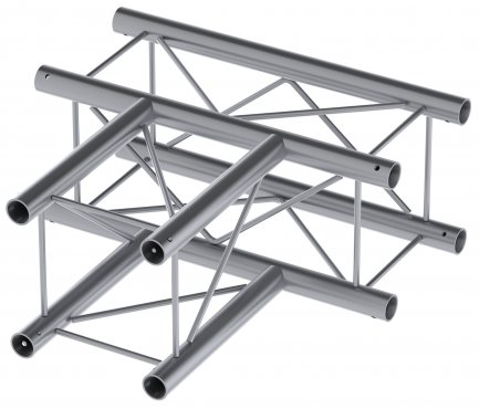 BeamZU Pro P24-T35 Deco Truss 3-way T junction