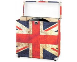 Fenton RC30 Vinyl Record Case UK Flag