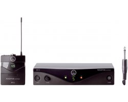 AKG Perception WMS45 Wireless Instrumental Set D