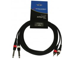 Accu Cable AC-2R-2J6M/3