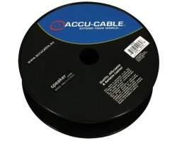 Accu Cable AC-SC2-0,75/100R Speaker cable 2x0,75mm