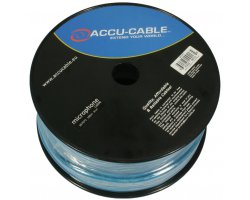 Accu Cable AC-MC/100R-BL Micro roll, 100m, blue