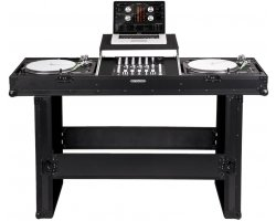 Reloop Turntable/Mix Case vč. Laptop Tray LED