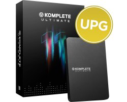 Native Instruments Komplete 11 Ultimate UPG (K8 - K10)