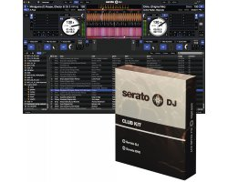 Serato DJ CLUB KIT Box