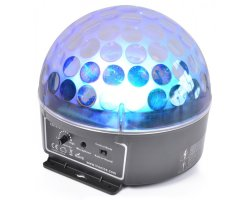 BeamZ mini Half Ball 3x 3W RGB LED
