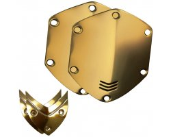 V-Moda Over ear shield kit - Gold