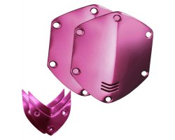 V-Moda Over ear shield kit - Electro Pink