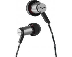 V-Moda Forza Metallo In-Ear Headphones (Black / Android)