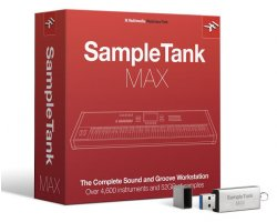 IK Multimedia SampleTank MAX BUNDLE