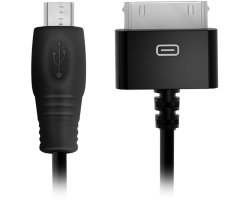 IK Multimedia 30-pin to Micro-USB cable