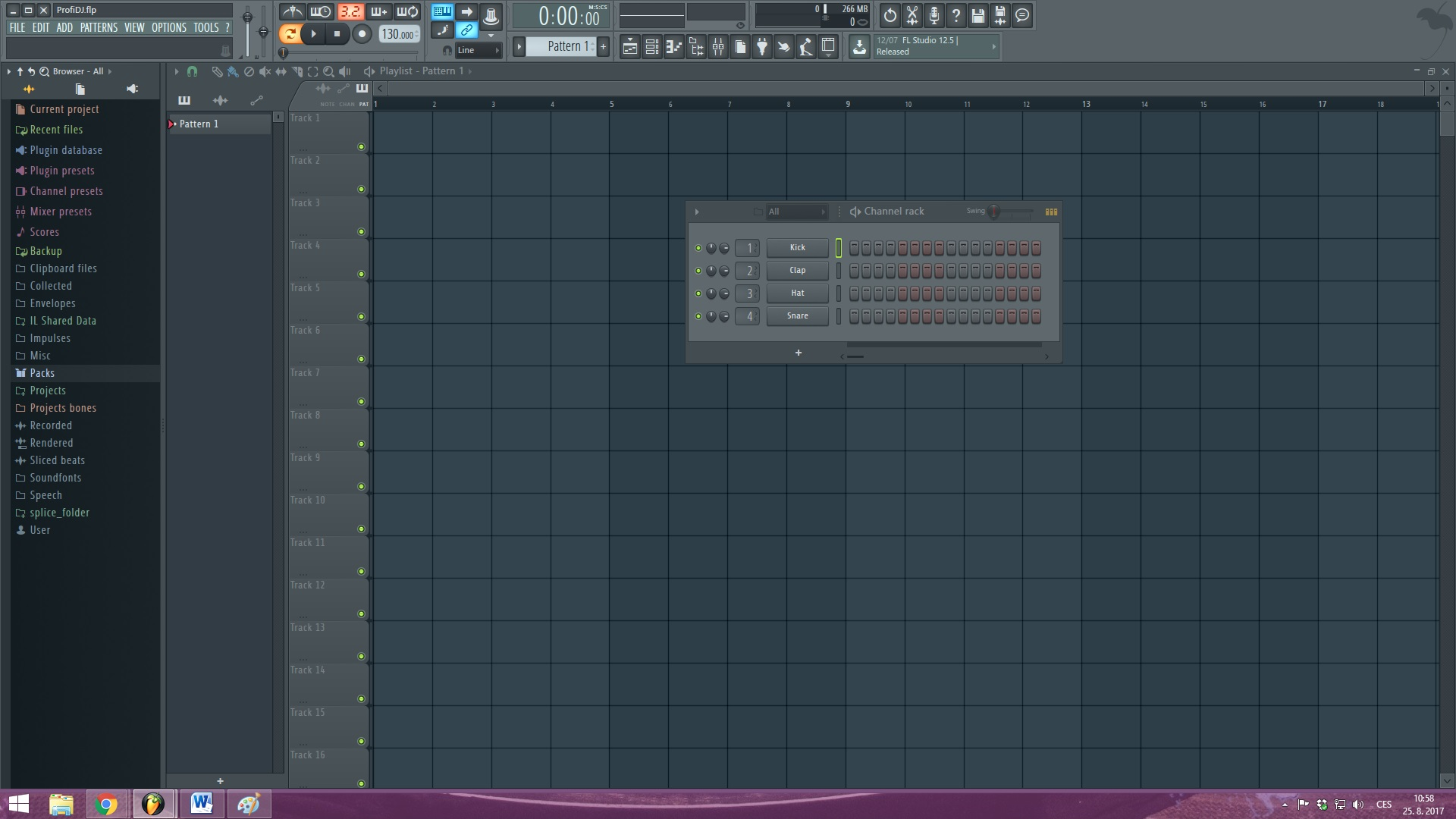 fl studio 12 kick samples