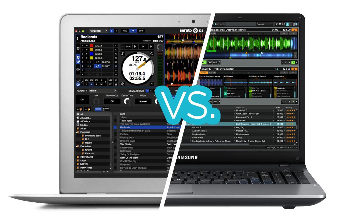 Jaký vybrat notebook pro DJing  - Profi-DJ.cz abc922ac383